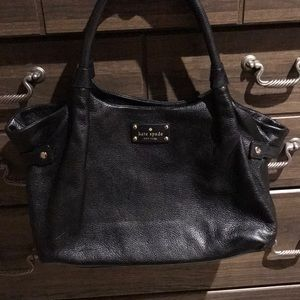 Kate Spade Pebbled Leather Purse